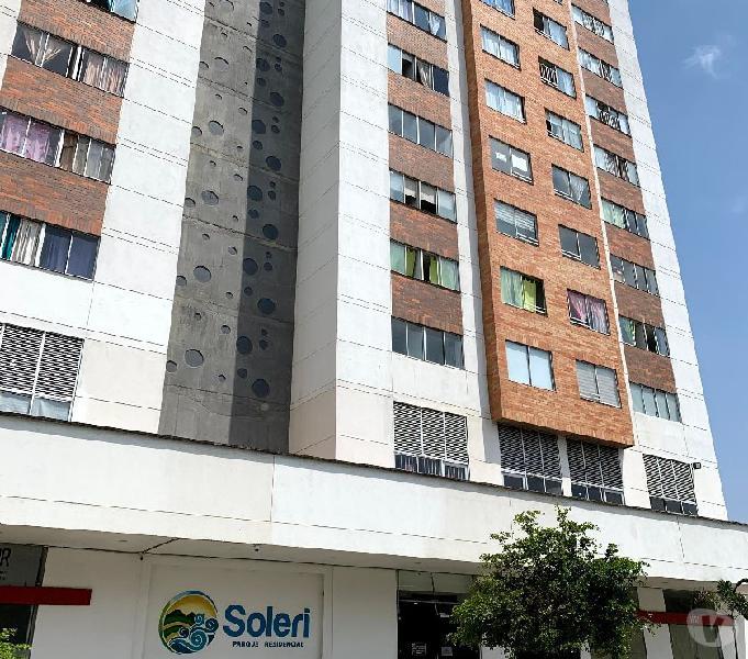 Venta apartamento. chapinero. soleri parque residencial. 58m