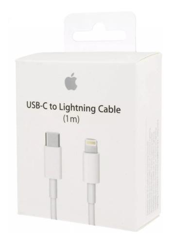 Cable lightning original tipo c iphone 11 /11 pro/11 pro max