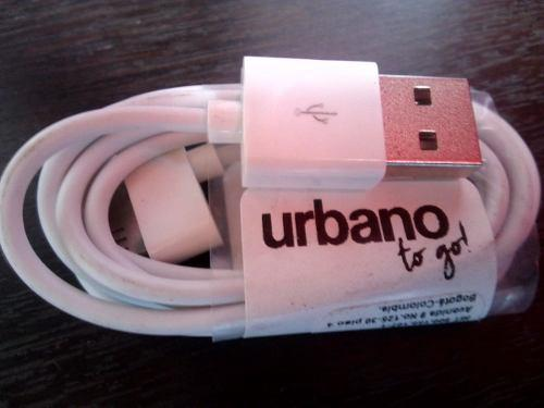 Cable usb para iphone 4/4s/ ipad 1/2/3 y ipod