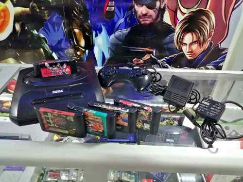 Sega génesis 2