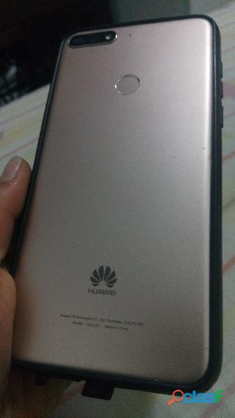 Huawei y7 2018 venta para partes