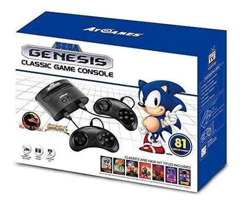 Sega genesis clásica consola de juegos - sega engranajes