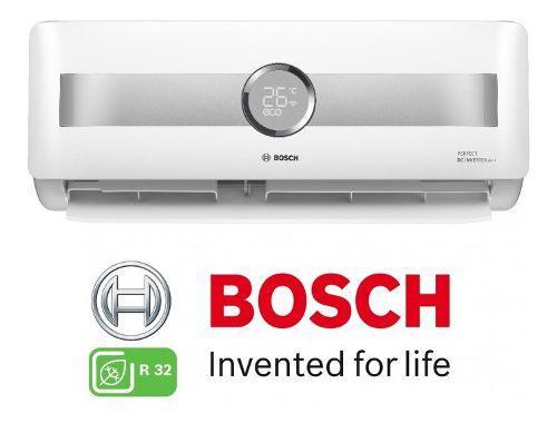 Aire acondicionado inverter bosch 9000btu 110v