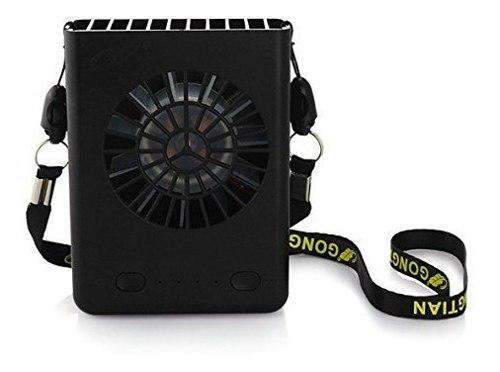 Mini aire acondicionado personal portatil recargable usb