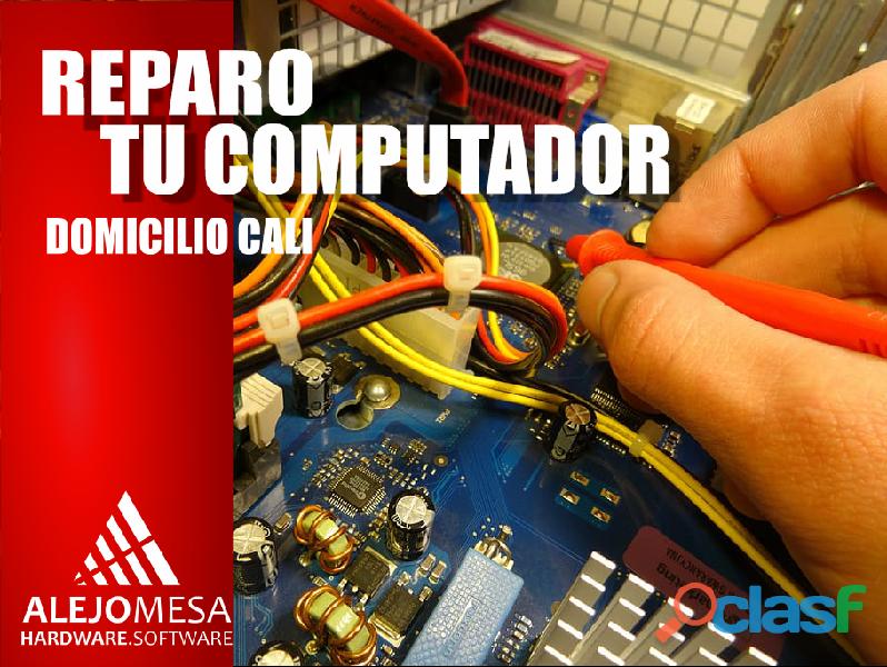 Reparación Computadores en Cali 1