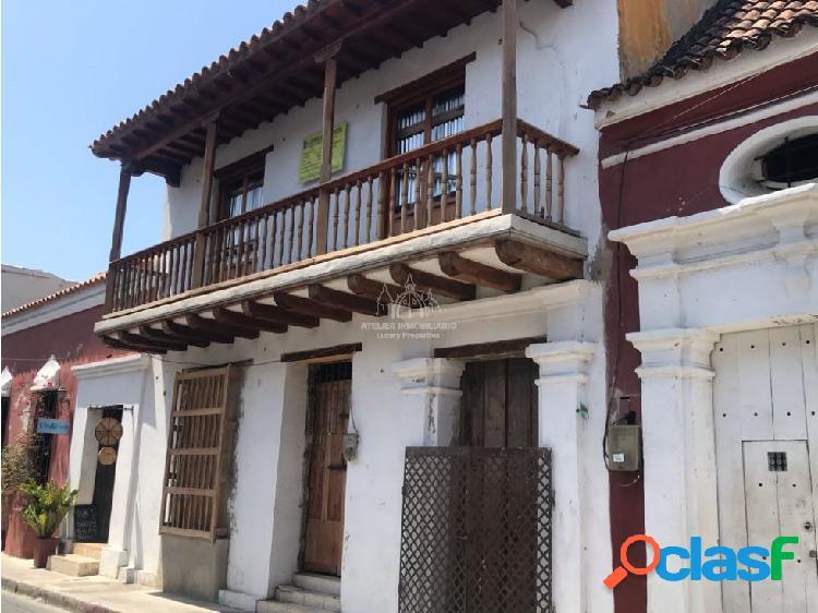 Casa proyecto hotelero en getsemaní