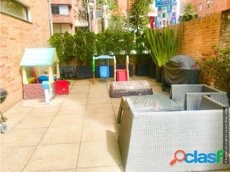Apartamento refugio 2 alcobas + terraza
