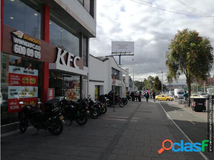 Arriendo local comercial sobre via principal