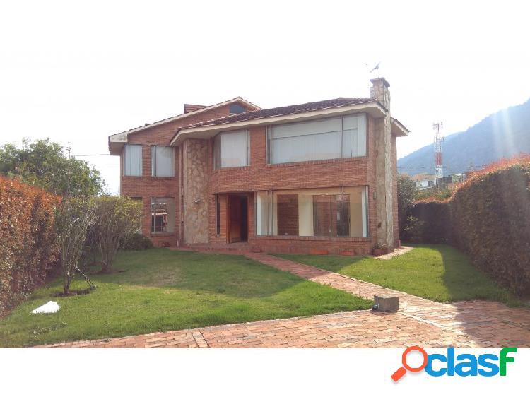 Casa 350 m2 - buenavista campestre chía