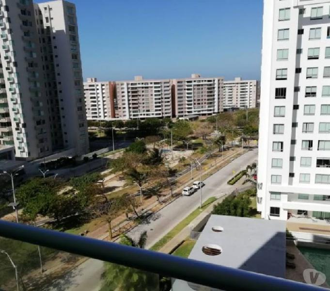 Se vende apartamento 3 alcobas 135 m2 piscina en buenavista