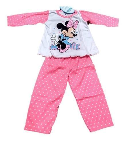 Pijama bebe niña talla 1,2,3,4,6 y 8
