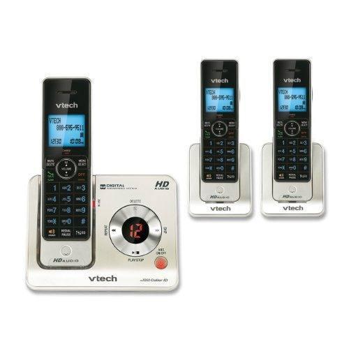 Vtech ls64253 dect 60 telefono inalambrico expansible con co