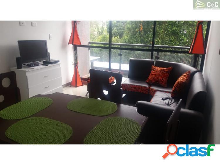 Apartamento amoblado para la renta 2000-994