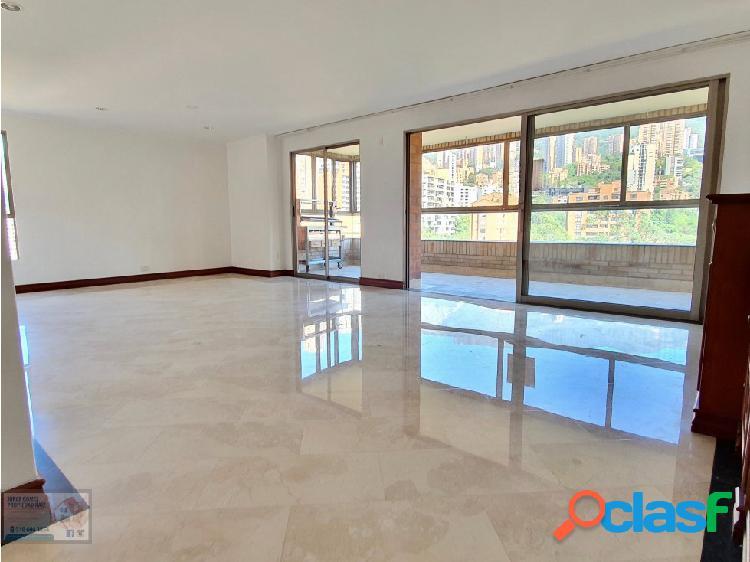 Venta de apartamento en el poblado sector catay