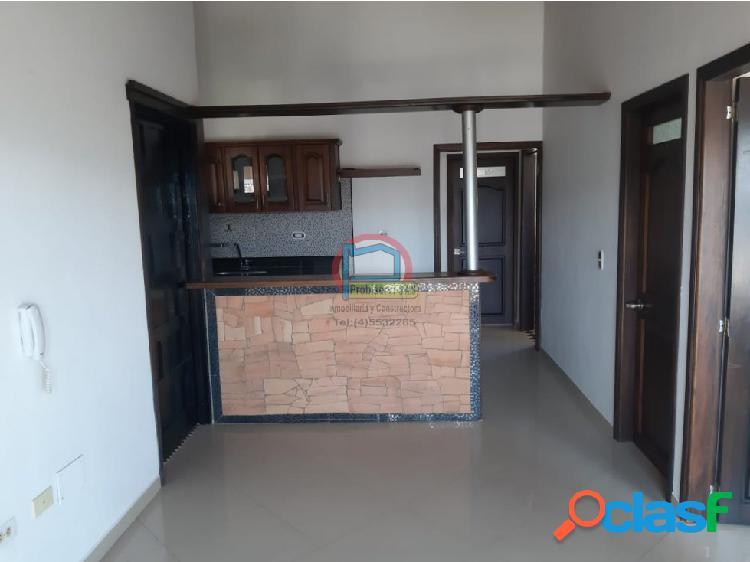 Apartamento en venta 5 piso juan pablo ii