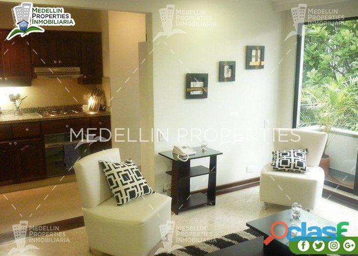 Apartamento amoblado medellin por dias cód: 4210