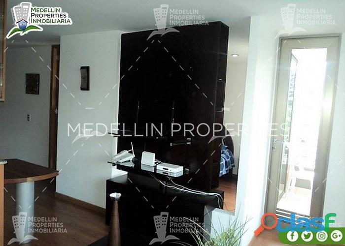Apartamento amoblado medellin por dias cód: 4289