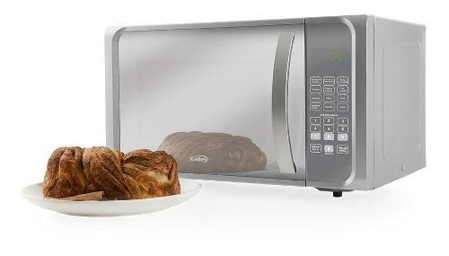 Horno microondas kalley k-mw09g 25 ltr/800w con dorador