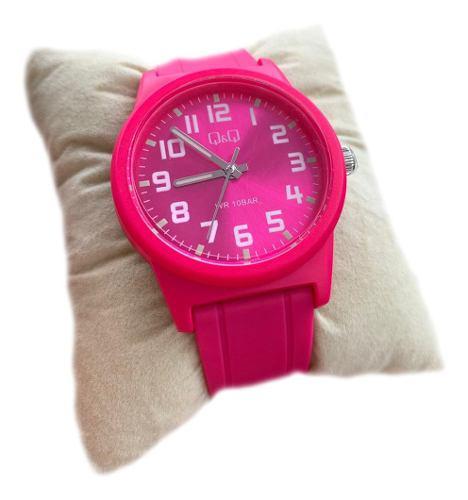 Original reloj q&q deportivo mujer ideal para regalo