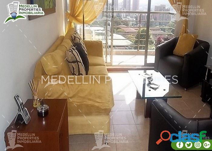 Apartamento amoblado medellin por dias cód: 4372