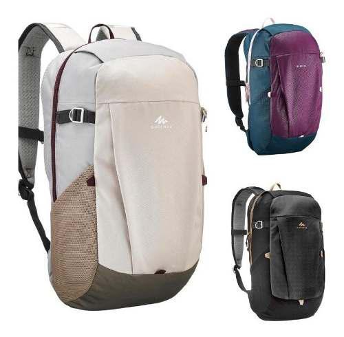 Morral quechua 20 l camping bolso, maleta, maletín original