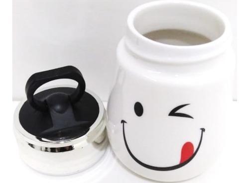 Pocillos mugs motivos monumentos y cara vaso termo porcelana
