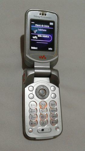 Sony ericsson w300 celular retro antiguedad funcional