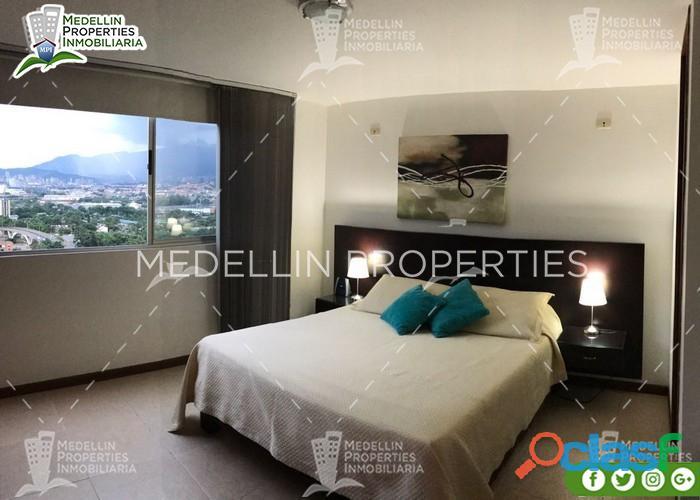 Apartamento amoblado medellin por dias cód: 4698