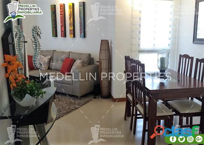 Apartamento amoblado medellin por mes cód: 4978