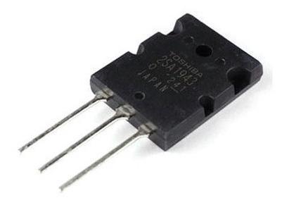 2sa1943 transistor amplificador generico de potencia pnp