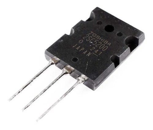 2sc5200 transistor amplificador generico de potencia npn