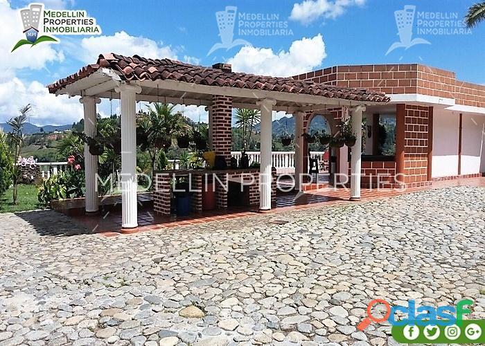 Casa finca amoblada en guatapé cód: 4022*