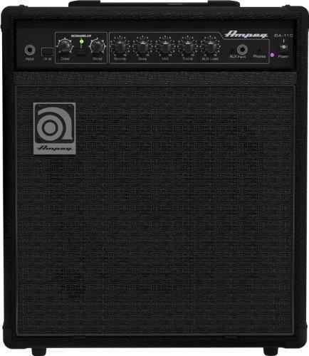 Amplificador combo bajo ampeg ba110v2 ba-110v2 40w 10