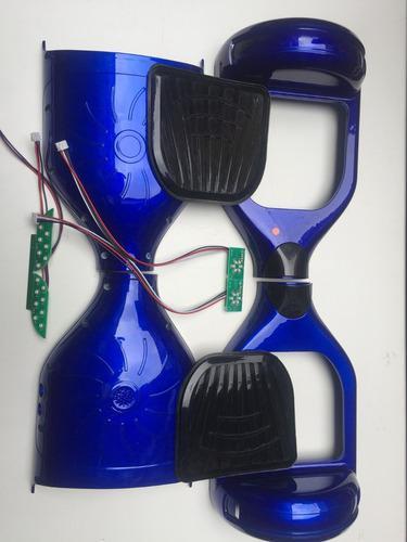 Carcaza para patineta electrica scooter balance de 6,5 pul