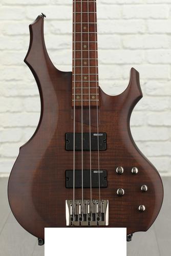Ltd m 204fm - brown de la nuez de raso de demostración.