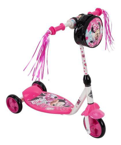 Minnie mouse patineta monopatín disney niñas scooter huffy