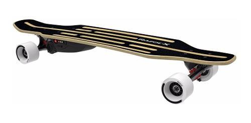 Razor razorx longboard skateboard patineta eléctrica