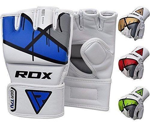 Rdx guantes mma grappling artes marciales saco de boxeo maya