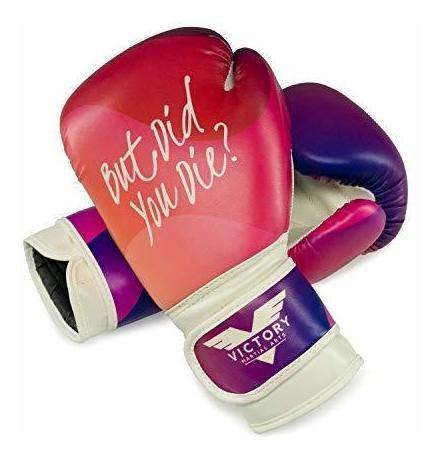 Victoria artes marciales mujer guantes boxeo cardio ki