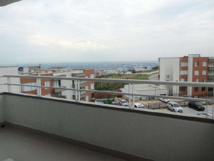 Apartamento en venta en cali cristales codvbcmp1735
