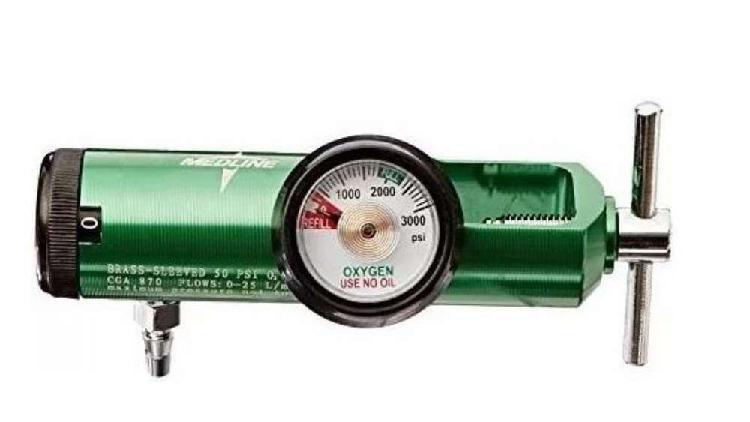 Cilindro de oxígeno portátil