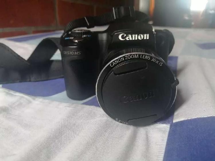 Cámara digital canon sx510 hs