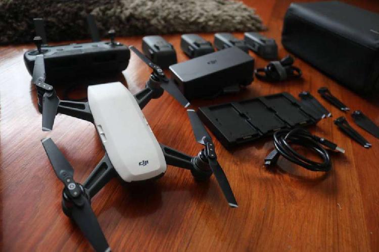 Drone dji spark más accesorios varios