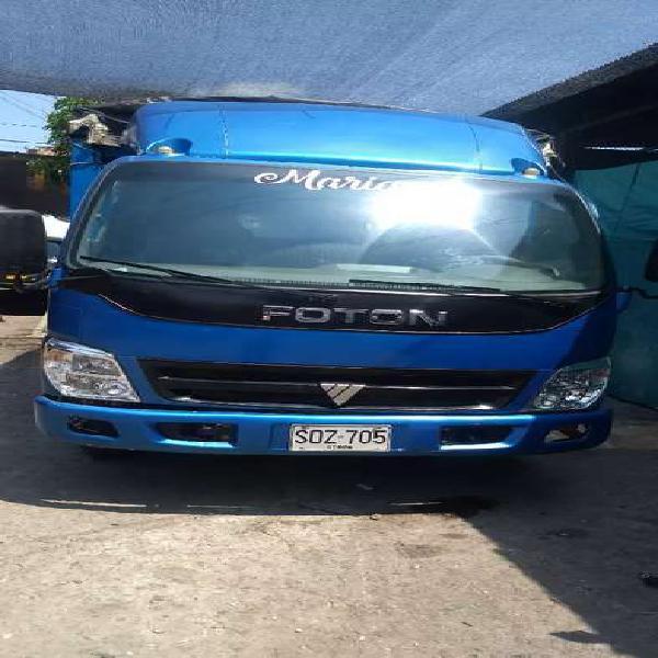 Fotón 2012 4.5 de estaca