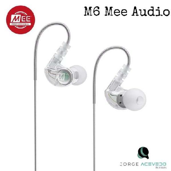 In ear mee audio m6