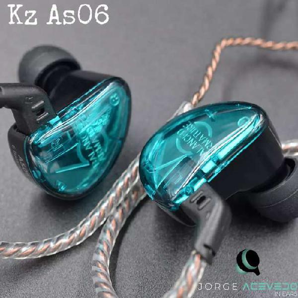 In ears kz as06