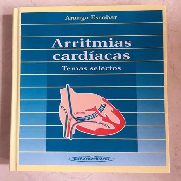 Libro arritmias cardíacas