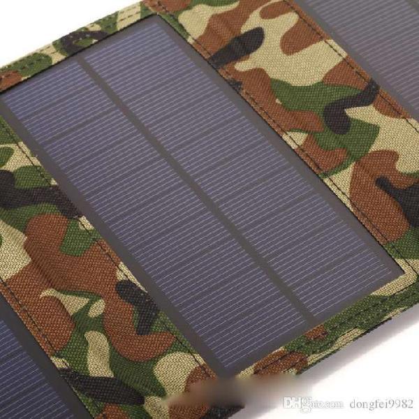 Panel solar plegable 13w2 celdas