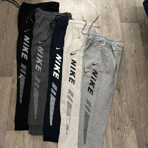 Pantalon sudadera jogger adidas nike