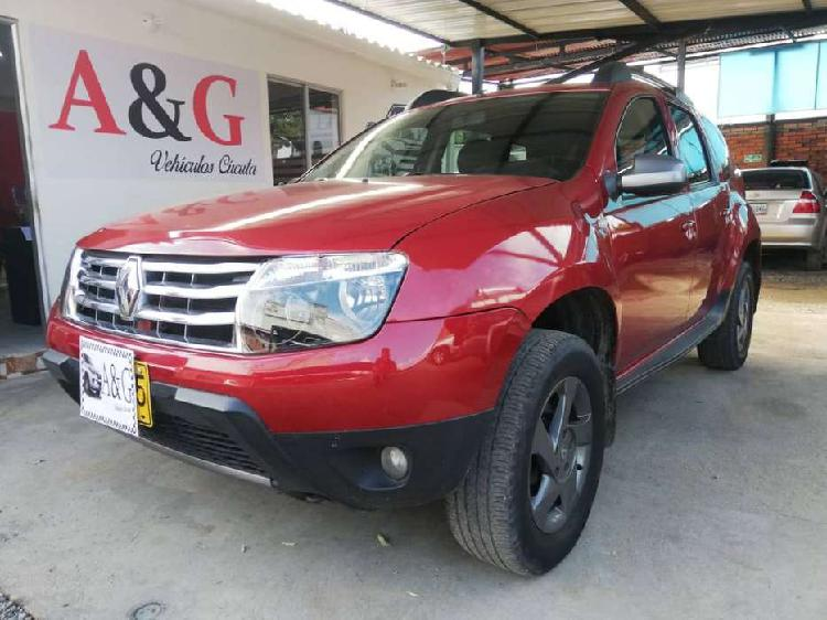 Renault duster expression mt 4x2 mod 2014